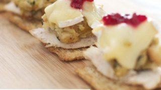 Party Food Ideas: Cranberry & Sage Appetizer